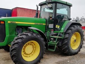 Tractor Agricola John Deere 8100 300 Hp Y 7800 170 Hp