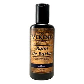 Balm De Barba Viking Mar 140ml Oferta