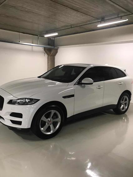 Jaguar F-pace 2.0 Prestige - 2018 - 18.000kms - Blindado