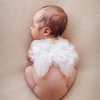 Asa Anjo Para Ensaio Fotográfico Acessórios Newborn Estudio