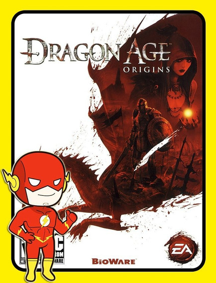 Dragon Age Origins Pc - Steam Key (envio Flash)