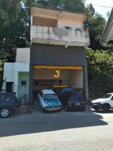Imagem 1 de 9 de Casa Com 5 Dormitórios À Venda, 500 M² Por R$ 780.000,00 - Vila Santa Luzia - Taboão Da Serra/sp - Ca13471