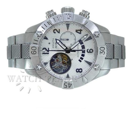 Relógio Zenith El Primero Defy Classic Ref.: 03.0526.4021