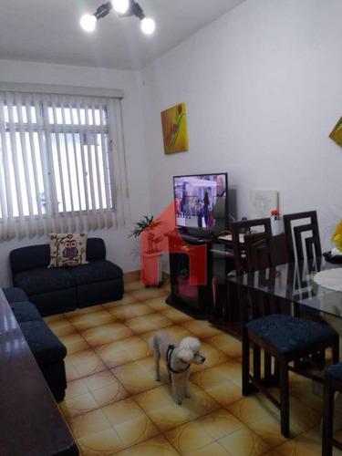 Apartamento À Venda, 50 M² Por R$ 170.000,00 - Canto Do Forte - Praia Grande/sp - Ap0795