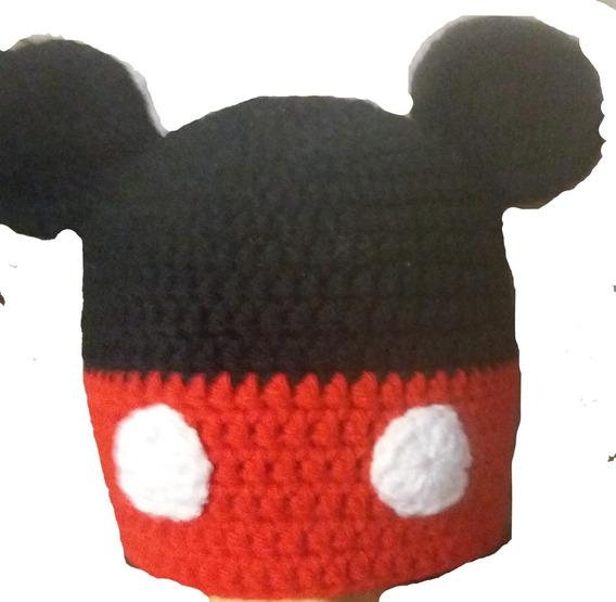 Gorros Y Cuellos De Personajes Infantiles Tejidos A Crochet