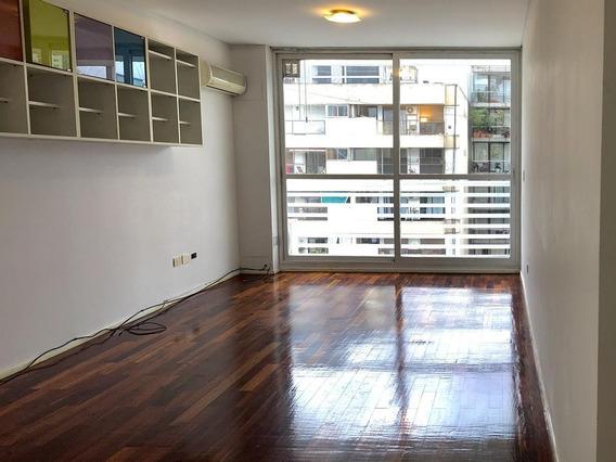 Alquiler Monoambiente En Belgrano Piso Alto , Impecable, Vista Abierta Con Piscina Amenabar Y Monroe