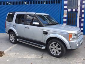 Land Rover Discovery 3 Hse Diesel - Blindado Niii-a