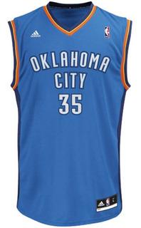 Camiseta Nba Kevin Durant Oklahoma City adidas Adulto Xl