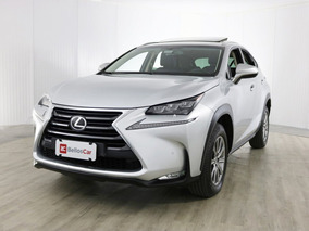 Lexus Nx-200t 2.0 4x4 16v Turbo Gasolina 4p Automático 2...