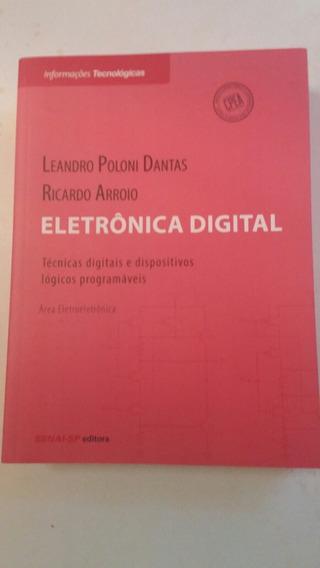 Livro De Eletrônica Digital - Engenharia Elétrica/eletrônica