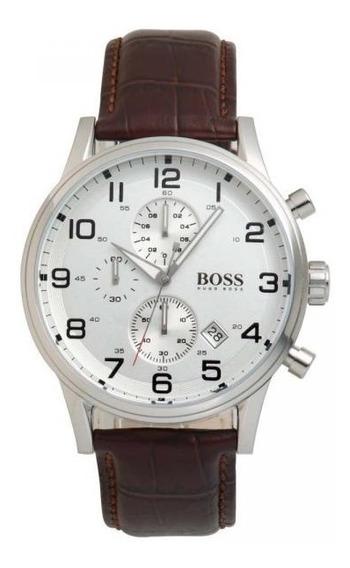 Relógio Masculino Hugo Boss Chronograph 1512447 Completo