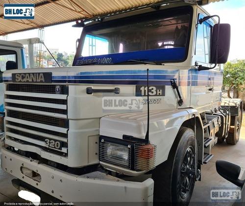 Caminhão Scania T-113 H 320 4x2 2p (diesel) Ref.196287