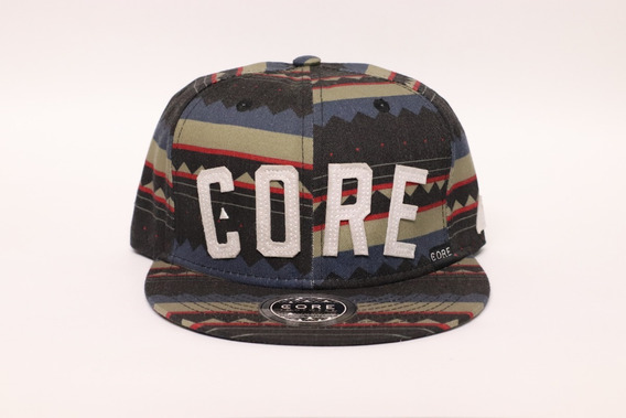 Gorra Core Footweare (snapback) Grecas