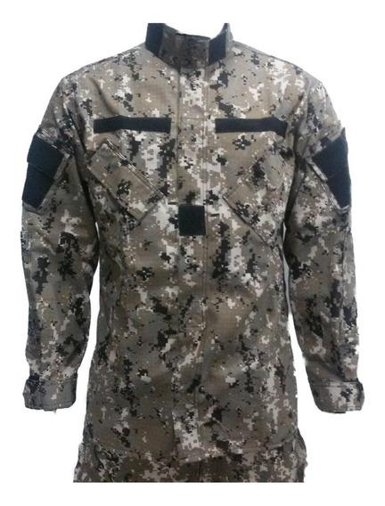 Gandola Militar Camuflada Rip Stop Reforçada Bravo21