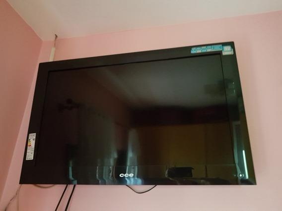 Tv Cce Com Conversor Digital Integrado, Hd, Usb