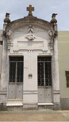 Bóveda Cementerio La Plata Excelente
