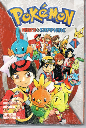 Pokemon Ruby & Sapphire 01 - Panini 1 - Bonellihq Cx67 G19