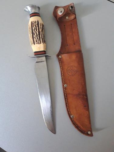 Cuchillo Con Mango De Hueso Mercado Libre