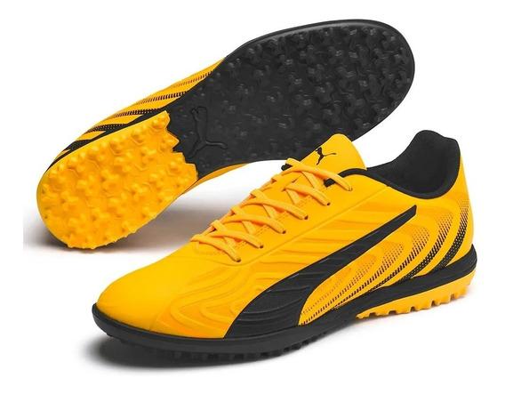 Botines Puma One 20.4 Futbol 5 Tt Tf 106165-01 Yandi