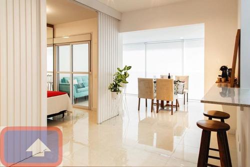 Apartamento À Venda Mobiliado No Itaim Bibi! - 13147