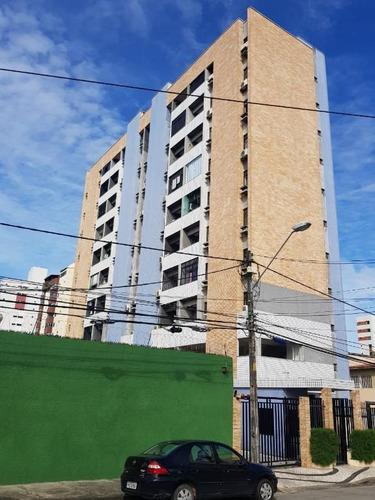 Apartamento À Venda, 70 M² Por R$ 310.000,00 - Fátima - Fortaleza/ce - Ap4361