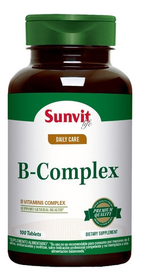 B-complex - 100 Tabs