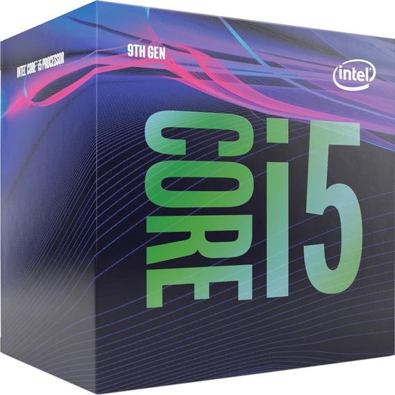 Caixa De Processador Core I5-9400f Lga1151 - Compl. Com Selo