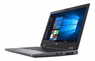 Dell Precision 7530 I7-8850h 16gb 512gb Ssd Nvidia Quadro