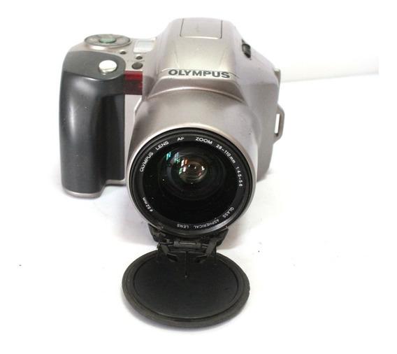 Câmera Fotográfica Analógica Olympus Is-20 Retirada De Peça