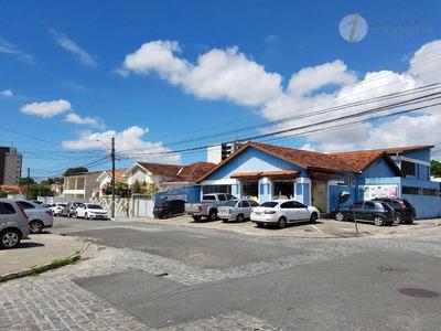 Casa Comercial À Venda, Centro, João Pessoa. - Ca1248