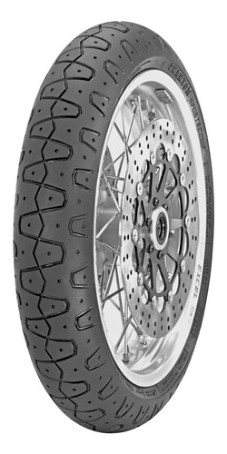 Imagen 1 de 3 de Cubierta 120 70 17 Pirelli Phantom Honda Cb 500 F