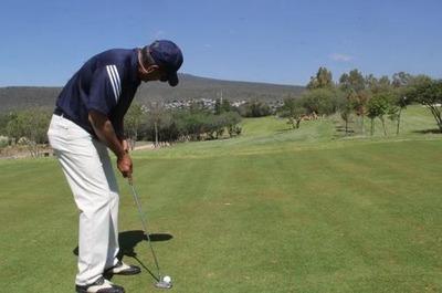 Terreno En Campo De Golf Frente Al Green Del Hoyo 6 En El En