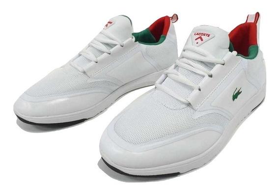 Zapatillas Tenis Lacoste Hombre Ultima Colección