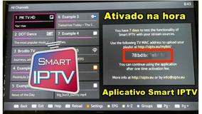 Ativação Licença Smart Tv (vitalicia), Unica Original