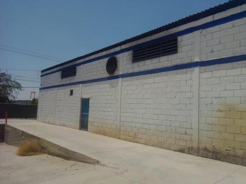 Imagen 1 de 11 de Bodega En Venta En Ciudad Industrial