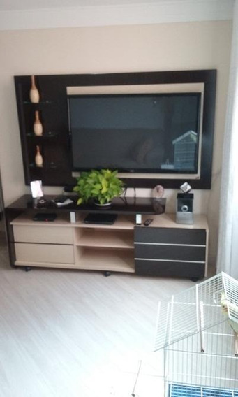Apartamento Com 2 Dormitórios À Venda, 50 M² Por R$ 190.000 - Vila Camilópolis - Santo André/sp - Ap5826