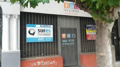 Alquiler Local En Banfield