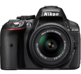 Câmera Nikon D5300 Com Lente E Flash Yongnui