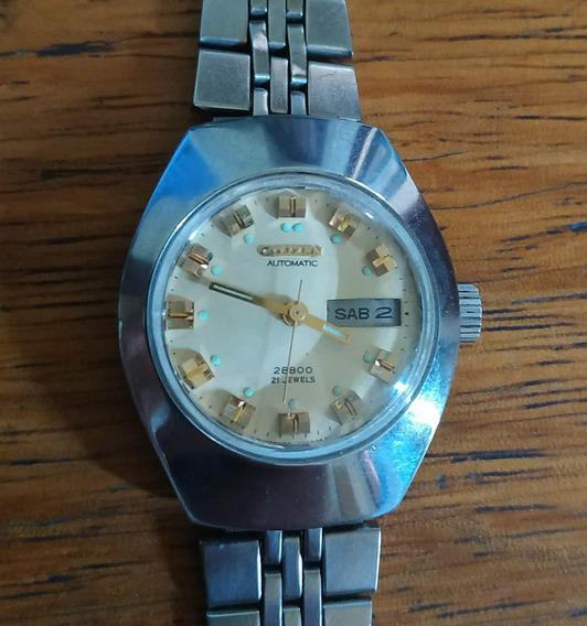 Relógio Citizen 28800 - 21 Jewels - Feminino - Automático