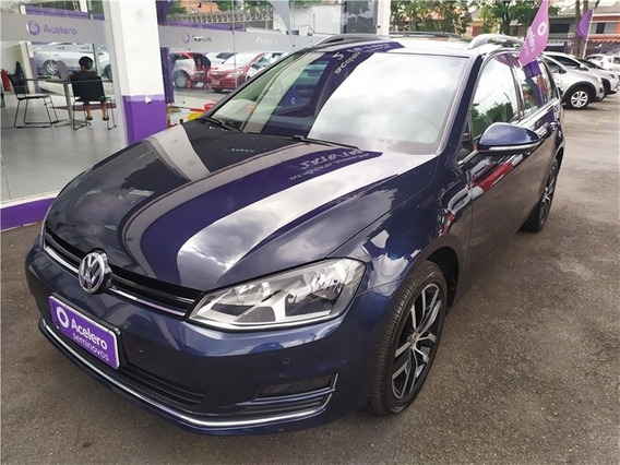 Volkswagen Golf 1.4 Tsi Variant Highline 16v Total Flex 4p T