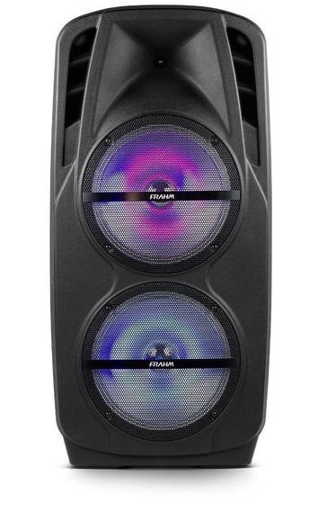 Caixa Acústica Ativa Frahm Cm 1800 Bluetooth Usb Sd 1800w