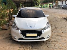 Peugeot 208 1.5 Active Pack Flex 2015 Único Dono
