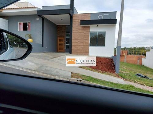 Imagem 1 de 27 de Horto Florestal Villagio - Casa Com 3 Dormitórios À Venda, 100 M² Por R$ 435.000 - Jardim Santa Esmeralda - Sorocaba/sp - Ca2128