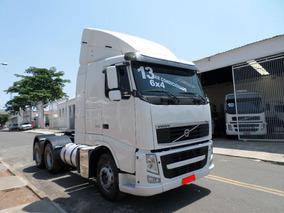 Volvo Fh 540 6x4 2013 Ar-condicionado Fh 540 500 520 460