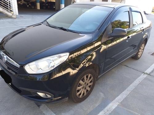 Fiat Grand Siena 2013 1.4 Attractive Flex 4p