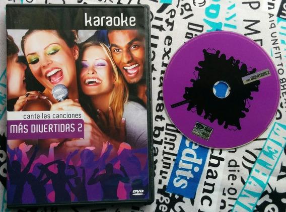 Más Divertidas ( Vol 2 ) - Karaoke Dvd Nuevo