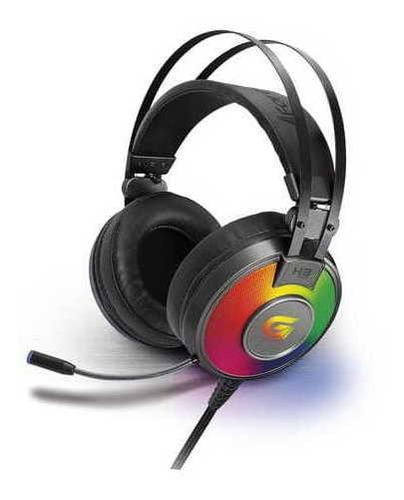 Imagem 1 de 4 de Headset Gamer Rgb G Pro H3+ 7.1 Cinza Fortrek