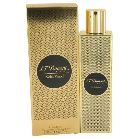 Perfume S.t Dupont Noble Wood Unissex 100ml Edp - Novo
