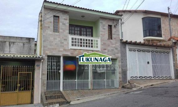 Casa Com 2 Dormitórios À Venda, 150 M² Por R$ 360.000 - Vila Maranduba - Guarulhos/sp - Ca0458