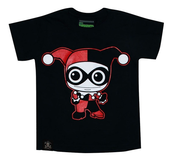 Playera Niña Harley Queen